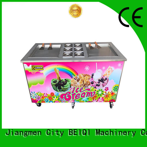 BEIQI durable Soft Ice Cream Machine for sale bulk production For Restaurant
