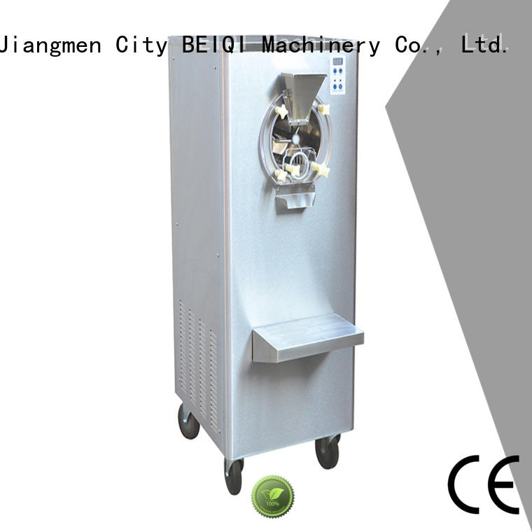 BEIQI Breathable Soft Ice Cream Machine for sale supplier Snack food factory