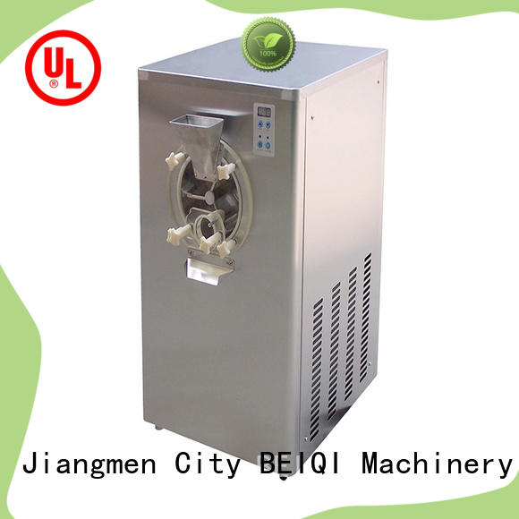 BEIQI on-sale Soft Ice Cream Machine for sale customization Snack food factory