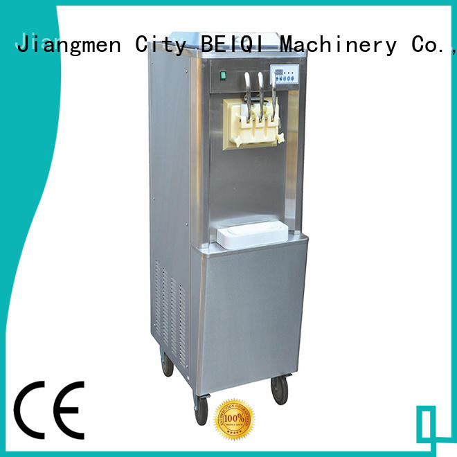 BEIQI Breathable Soft Ice Cream Machine for sale ODM Snack food factory