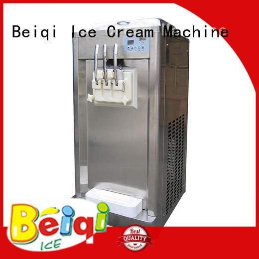 BEIQI silver ice cream makers for sale for wholesale Snack food factory