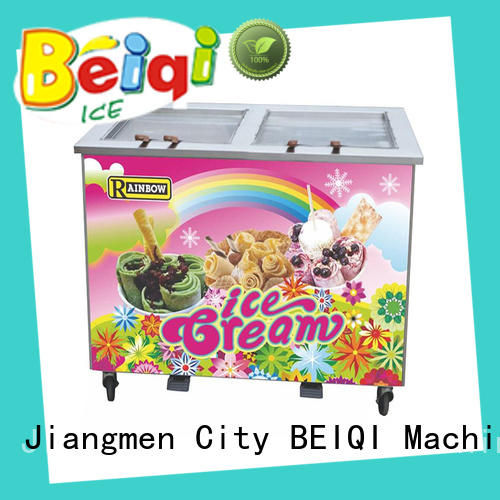 BEIQI on-sale Soft Ice Cream Machine for sale OEM Snack food factory