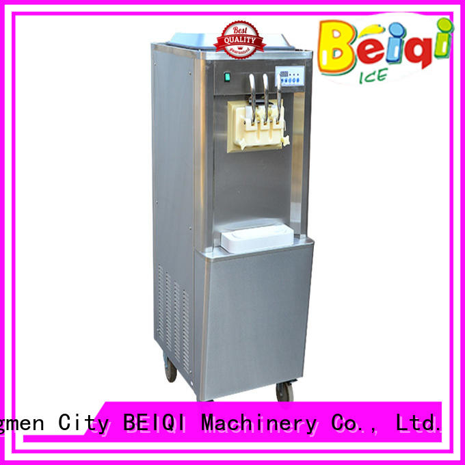 commercial popsicle machine & soft serve ice cream machine