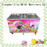 BEIQI Breathable Fried Ice Cream Machine supplier For Restaurant
