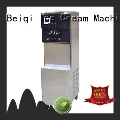 BEIQI at discount Soft Ice Cream Machine for sale customization For Restaurant