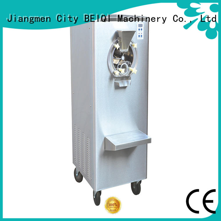 BEIQI Soft Ice Cream Machine for sale for wholesale Frozen food Factory
