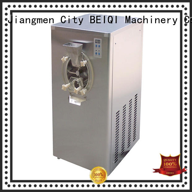 BEIQI on-sale hard ice cream maker supplier For commercial