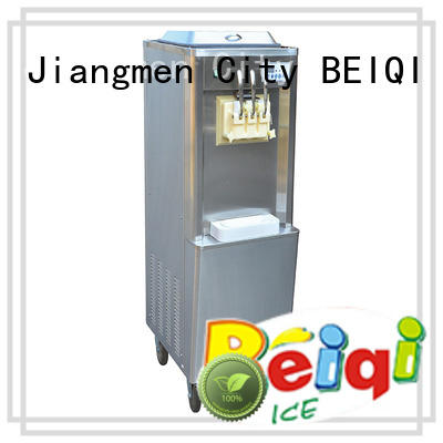 BEIQI different flavors Soft Ice Cream maker ODM For Restaurant