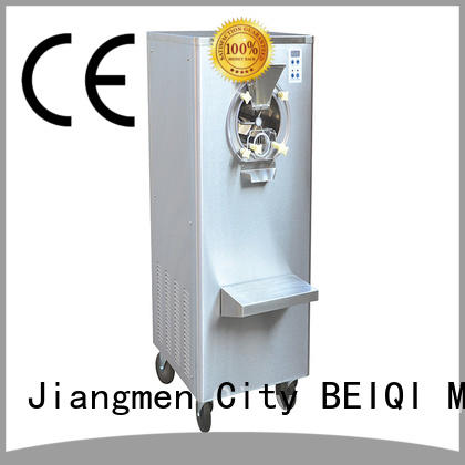 BEIQI Soft Ice Cream Machine for sale get quote Snack food factory