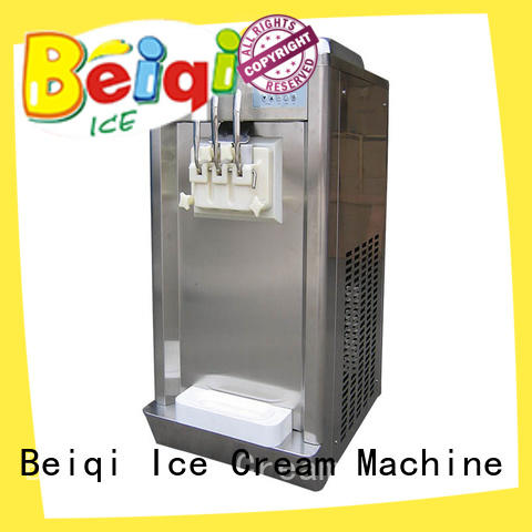 durable Soft Ice Cream maker silver ODM For commercial