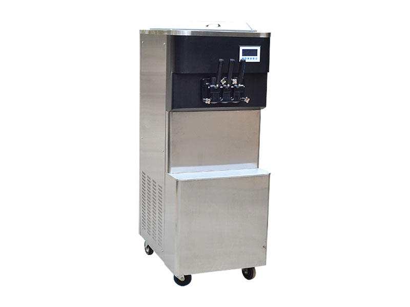 on-sale Soft Ice Cream Machine for sale customization Snack food factory-1