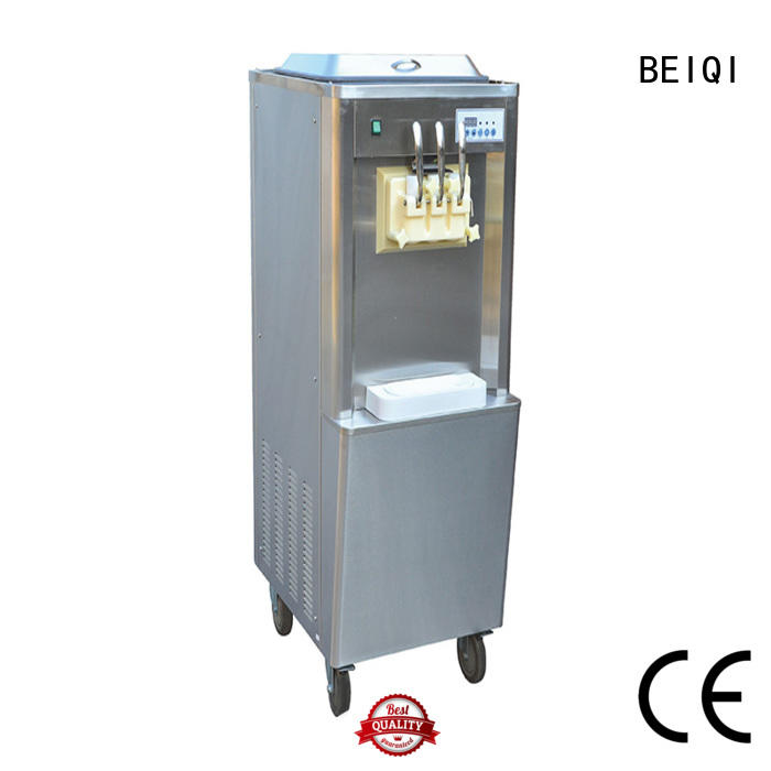 BEIQI on-sale Soft Ice Cream Machine for sale Frozen food Factory