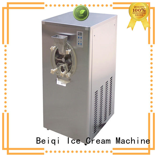 at discount Soft Ice Cream Machine for sale free sample Snack food factory