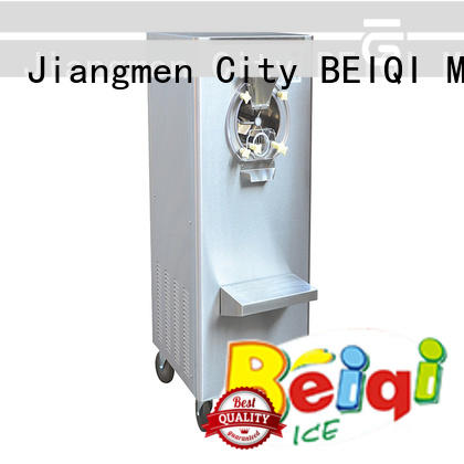 BEIQI AIR Hard Ice Cream Machine OEM For commercial