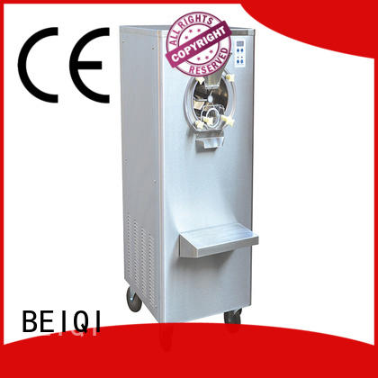 Breathable Soft Ice Cream Machine for sale supplier Snack food factory
