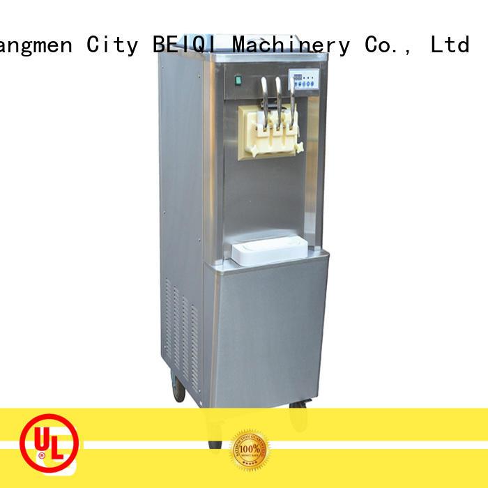 BEIQI different flavors Ice Cream Machine Company supplier For Restaurant