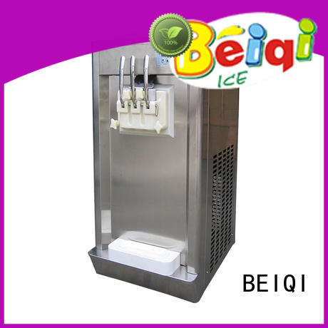 BEIQI commercial use soft serve ice cream machine for sale supplier For Restaurant