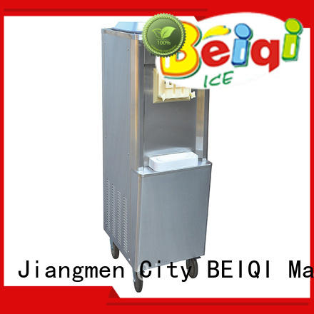at discount Ice Cream Machine Company commercial use free sample Snack food factory