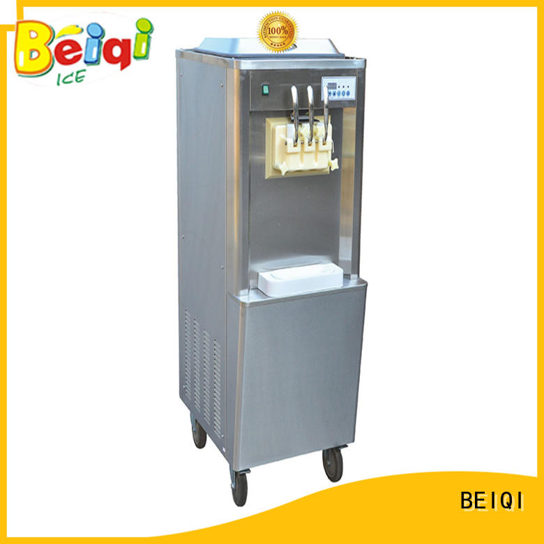high-quality Soft Ice Cream Machine for salefree sample Snack food factory