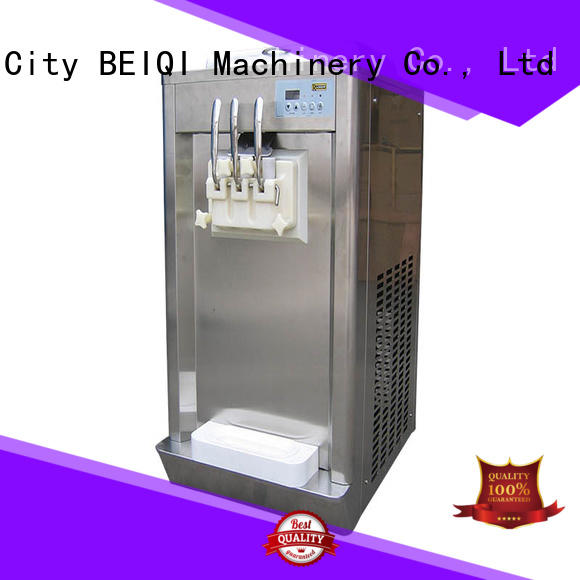 BEIQI solid mesh ice cream equipment for sale free sample Snack food factory