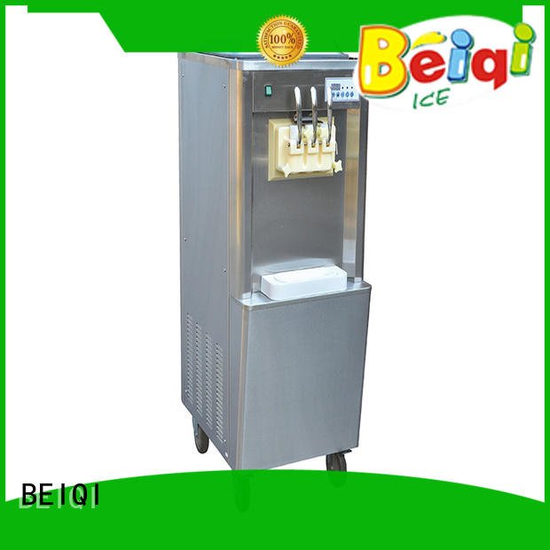 solid mesh Soft Ice Cream Machine for sale get quote Frozen food Factory