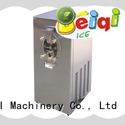 funky Soft Ice Cream Machine for sale for wholesale Snack food factory