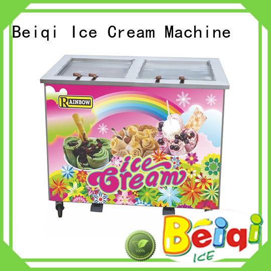 BEIQI funky Soft Ice Cream Machine for sale buy now Snack food factory