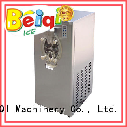 BEIQI at discount Soft Ice Cream Machine for sale customization Snack food factory