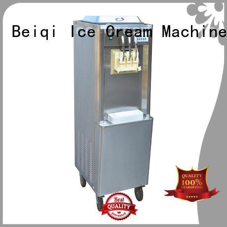 latest Soft Ice Cream Machine for sale OEM For Restaurant