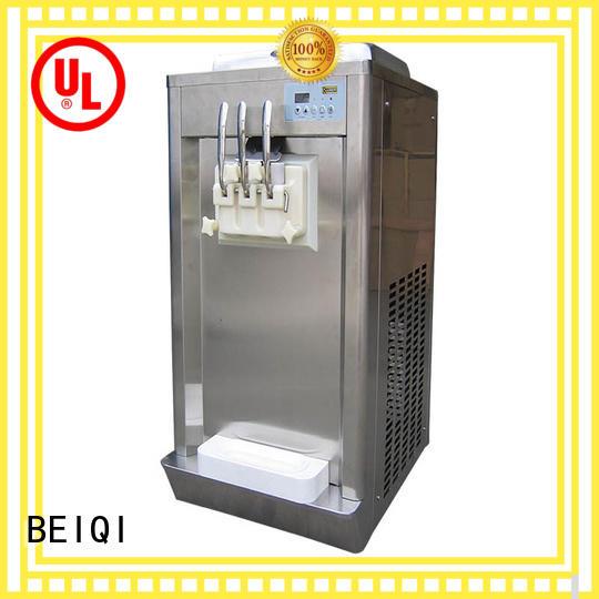 BEIQI latest soft ice cream machine price supplier For dinning hall