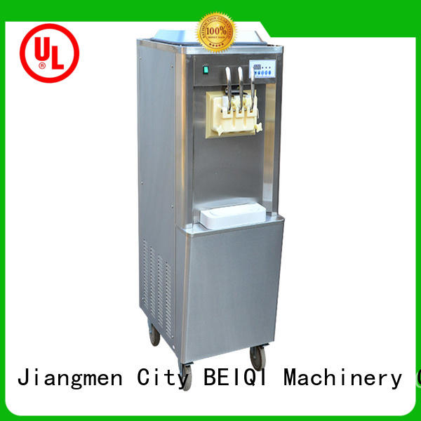 at discount buy ice cream machine silver free sample For dinning hall