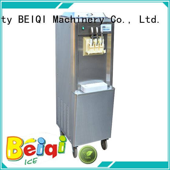 latest soft serve ice cream machine different flavors buy now For Restaurant