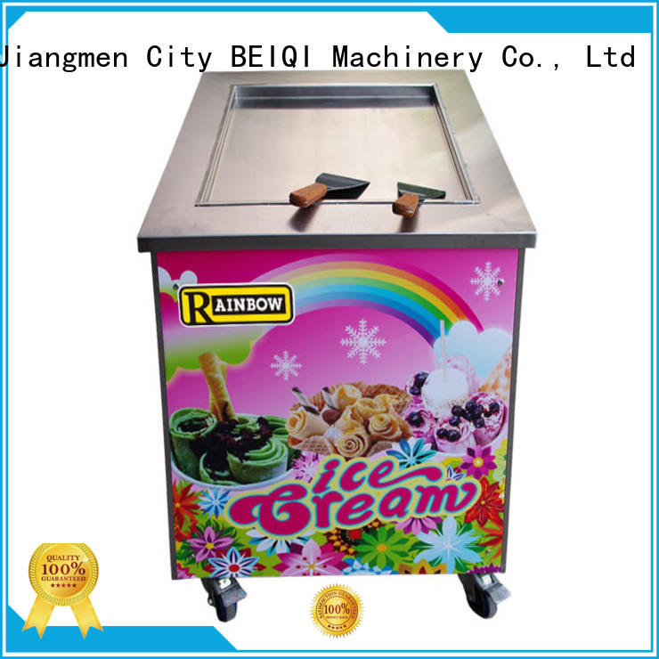 portable Soft Ice Cream Machine for sale bulk production Snack food factory