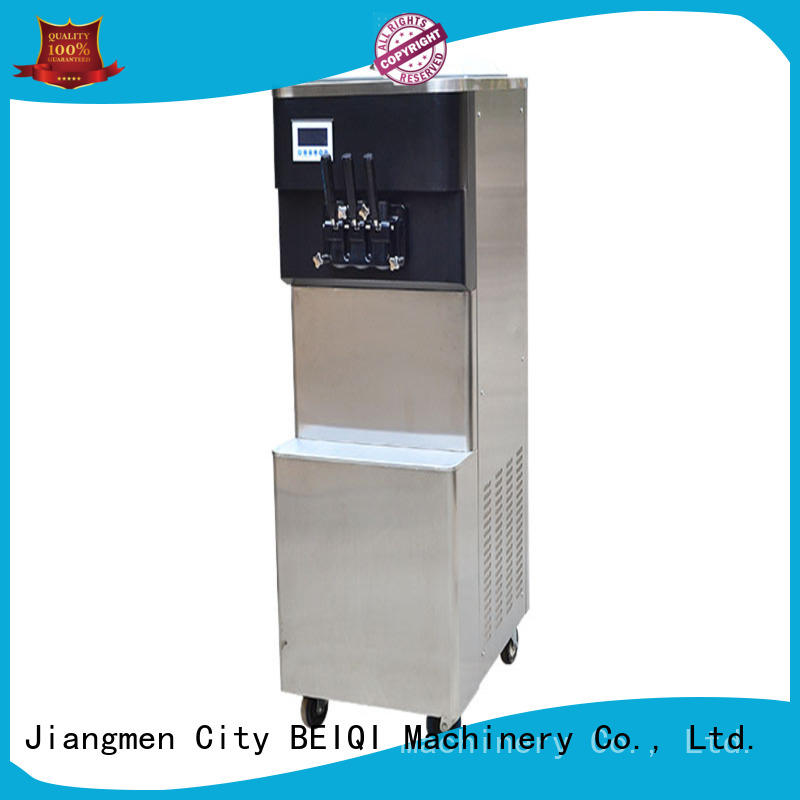 BEIQI commercial use professional ice cream machine bulk production For Restaurant