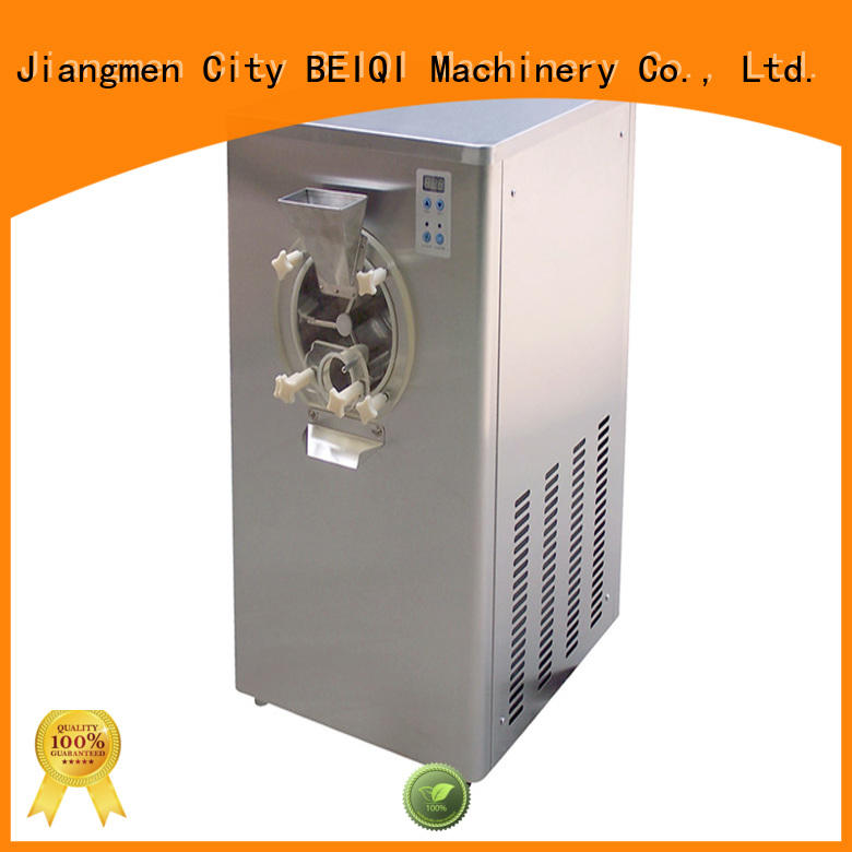 BEIQI different flavors hard ice cream maker OEM For dinning hall