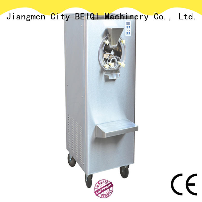 portable Hard Ice Cream Machine different flavors supplier For dinning hall