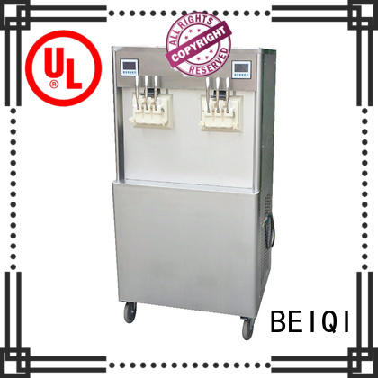 BEIQI Soft Ice Cream Machine for sale buy now Frozen food Factory