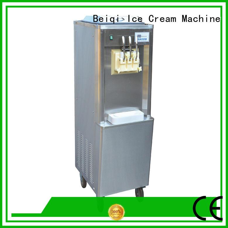 BEIQI on-sale Soft Ice Cream Machine for sale bulk production For Restaurant