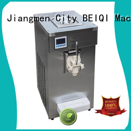 at discount soft ice cream maker for sale commercial use customization Frozen food factory