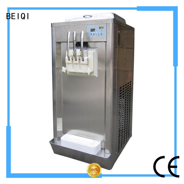funky Ice Cream Machine Manufacturers different flavors customization For dinning hall