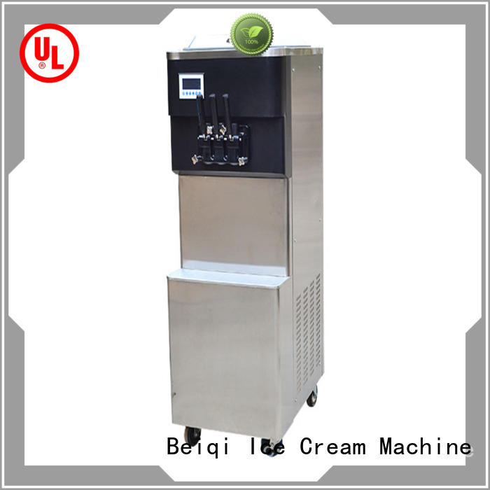 BEIQI silver commercial soft ice cream maker get quote For commercial