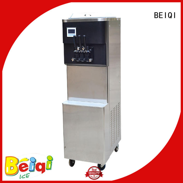 BEIQI at discount soft serve ice cream machine for sale customization Snack food factory