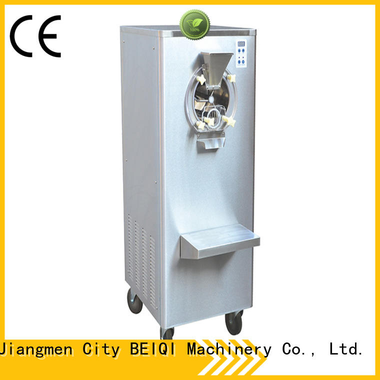 BEIQI Breathable Soft Ice Cream Machine for sale supplier Frozen food Factory