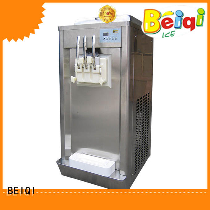 latest Soft Ice Cream Machine for sale customization For Restaurant