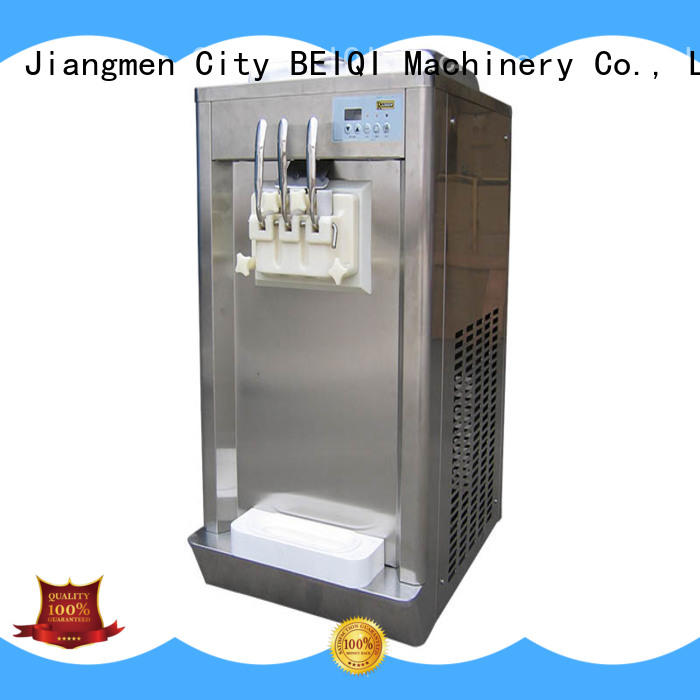funky Soft Ice Cream Machine for sale OEM For Restaurant
