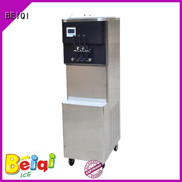 BEIQI Soft Ice Cream Machine for sale customization For Restaurant