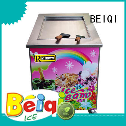 BEIQI latest Soft Ice Cream Machine for sale customization Snack food factory