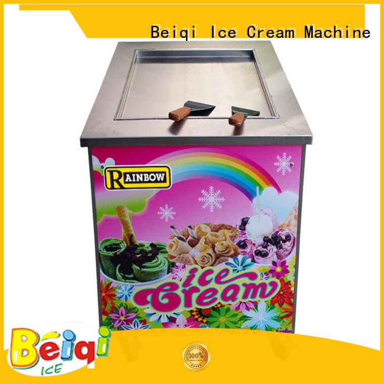 latest Soft Ice Cream Machine for sale buy now Snack food factory