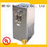 BEIQI Breathable Soft Ice Cream Machine for sale free sample Snack food factory