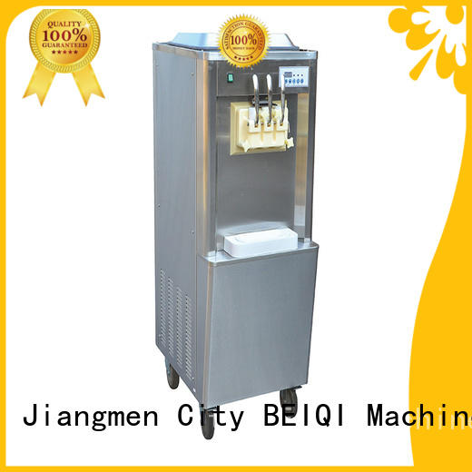 Breathable Soft Ice Cream Machine for sale bulk production Snack food factory